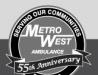 Metro West Ambulance Ad